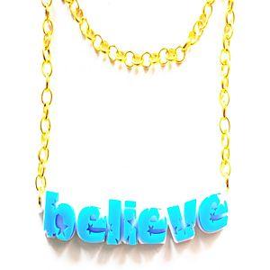 """""""Believe"""" Kolye"""