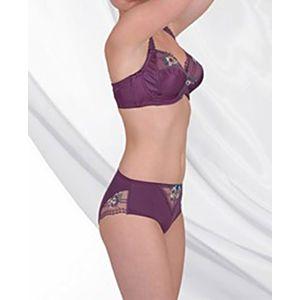 Suwen African Violet Yuksel Bel Slip ST3030601B