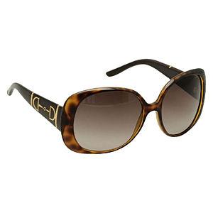 Gucci Kahverengi Güneş Gözlüğü