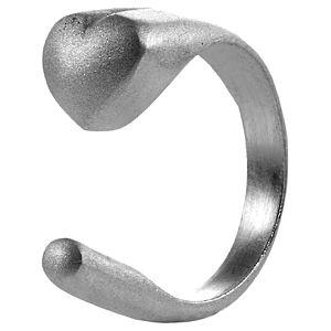 Loopie Love Kalpli Gümüş Yüzük