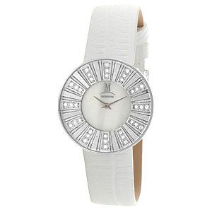 Momentus Beyaz/Gümüş Rengi Saat