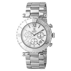 Momentus Gümüş Rengi Saat