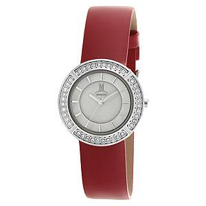 Momentus Kırmızı/Gümüş Rengi Saat