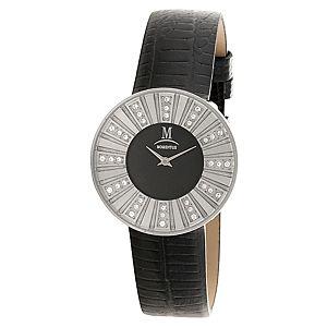 Momentus Siyah/Gümüş Rengi Saat