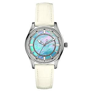 Nautica Beyaz/Mavi Saat