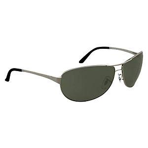 RayBan Gümüş Rengi/Yeşil Güneş Gözlüğü