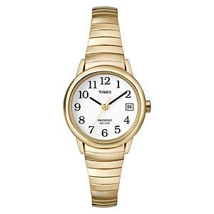 Timex Altın Rengi Saat
