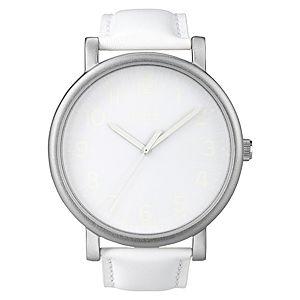 Timex Beyaz Saat