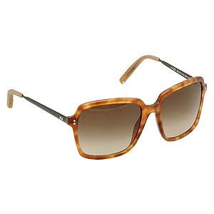 Tommy Hilfiger Sarı/Kahverengi Güneş Gözlüğü