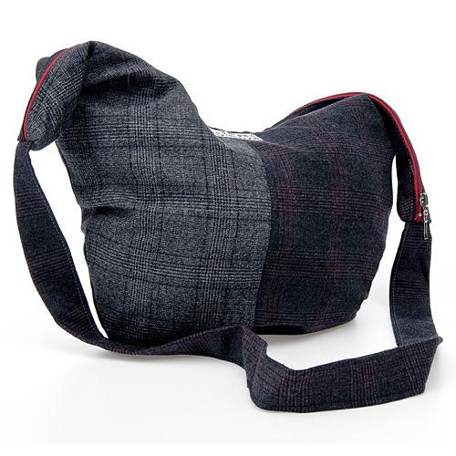 çöp(m)adam Tone Wool Bag Two