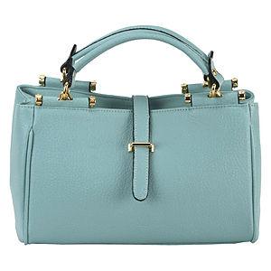 Sugar Bag Kilit Detaylı Çanta