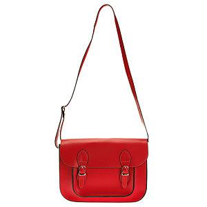 Sugar Bag Kırmızı Postacı Çanta