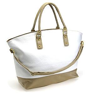 Sugar Bag Omuz Askılı Vizon Detaylı Çanta