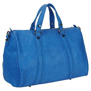 Sugar Bag Saks Mavisi El Çantası
