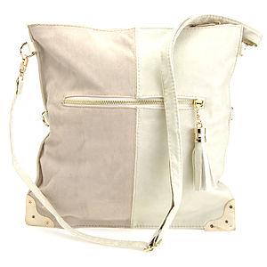Sugar Bag Sandy Krem Askılı Çanta