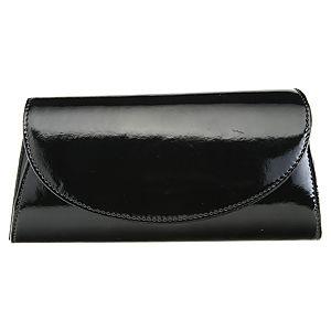 Sugar Bag Siyah Şık Clutch