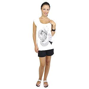 Tarsiani Milano Joker Kadın Desenli T-shirt