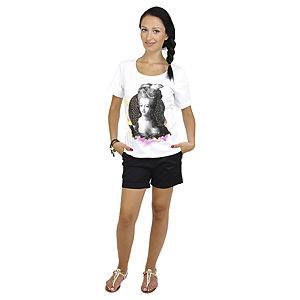 Tarsiani Milano Madam Coco Desenli Basic T-shirt