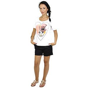 Tarsiani Milano Palyaço Desenli Basic T-shirt