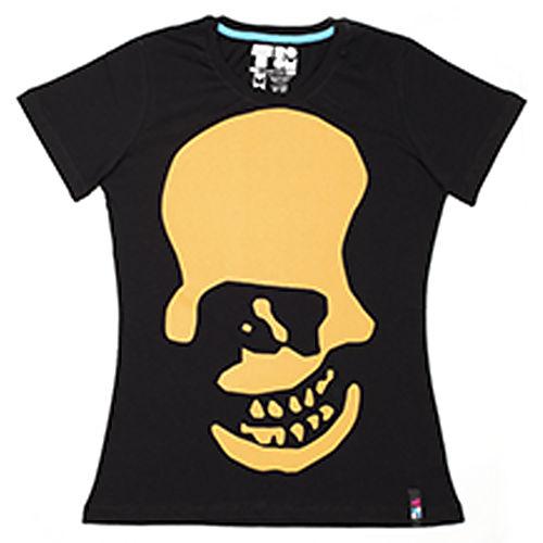Troom Cool Skull Kadın Tişört