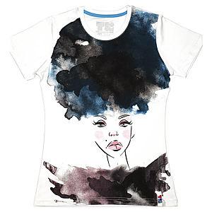 Troom Fluffy Kadın Tişört