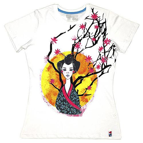 Troom Geysha Kadın Tişört