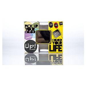 Up Watch UPwatch Yellow Transparan Unisex Kol Saati