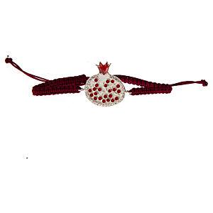 Vartan Collection Nar Motifli Kırmızı Bileklik