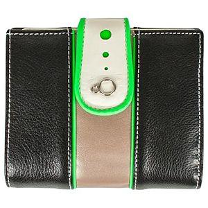 Zoopa deri cüzdan (7 kartlıklı,bozuk paralıklı)