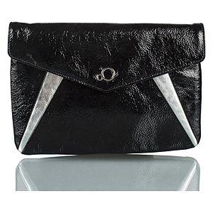 Zoopa deri el çantası