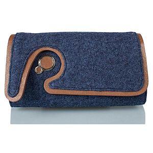 Zoopa keçe el çantası
