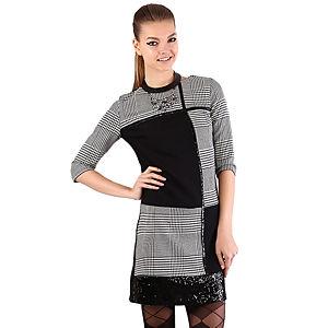 Shiera Ekose Ve Payet Garnili Elbise