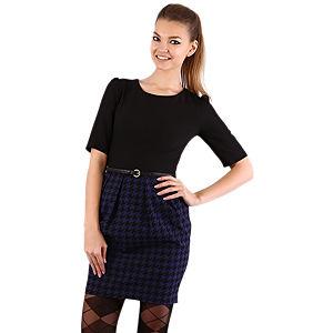 Shiera Kazayağı Etekli Elbise