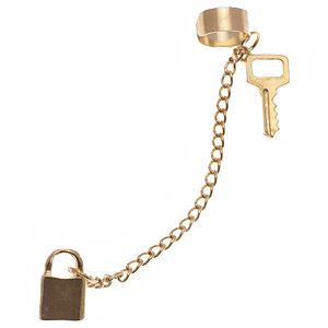 sillydress My Lock Küpe