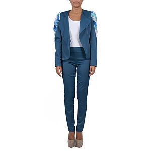 Sorcha Ayışığı Mavi Pantalon