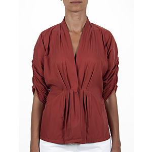 Sorcha Büzgü Kol Detaylı Gömlek