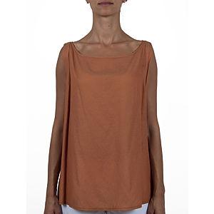 Sorcha Omuz Detaylı Volanlı Bluz