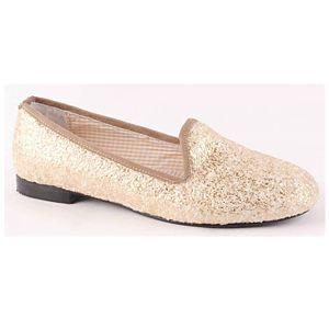 Mode 49 Matildas golden Slippers