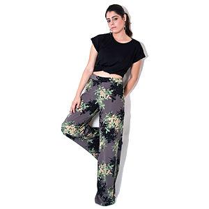 Nisa Kalo Flower Pantolon