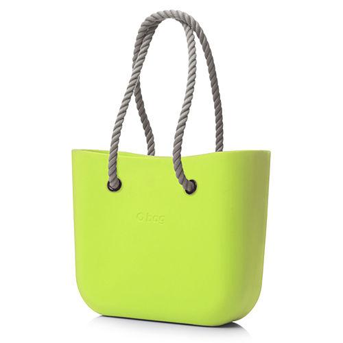 O Bag Fıstık Yeşili Halat Saplı Set