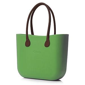 O Bag Mint Kahverengi Uzun Eco Deri Saplı Set