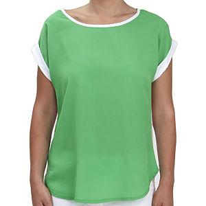 Prime Days Sırtı Püsküllü Neon Bluz