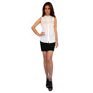 Karahasan's Kolsuz Beyaz Gömlek