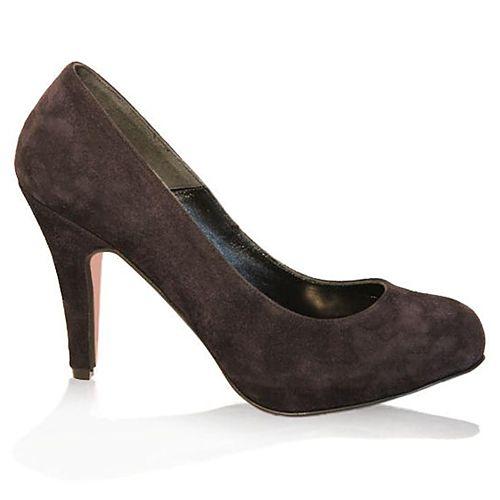LeSille Lacivert Süet Basic Ayakkabı