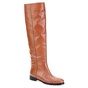 LeSille Taba Kips Deri Basic Çizme
