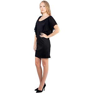 MyMija Yağmur Cömert for Mija Siyah Elbise