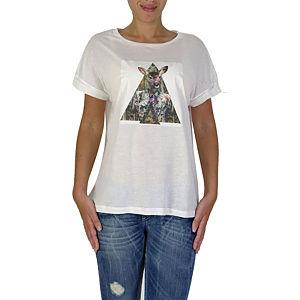 İrem Yıldırım Geyik Üçgeni T-Shirt