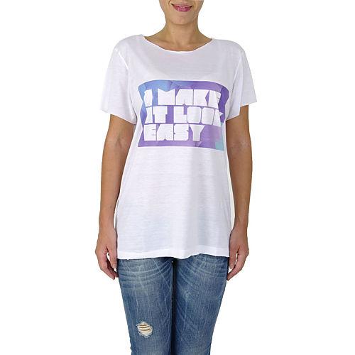İrem Yıldırım Make It Look Easy Basic T-Shirt
