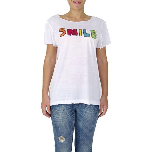 İrem Yıldırım Smile Basic T-Shirt