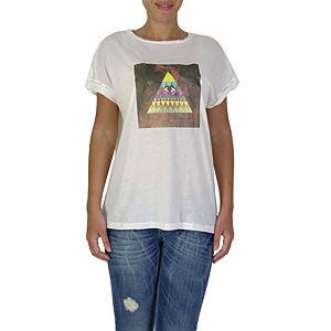 İrem Yıldırım Üçgen Göz T-Shirt